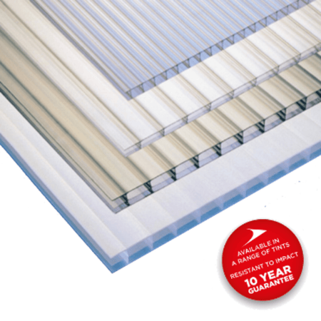Cut To Size Corotherm Multiwall Polycarbonate Sheet - Mammoth Roofing