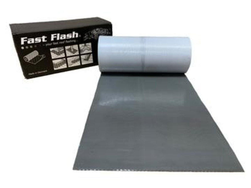DEKS Fast Flash Lead Alternative 280mm x 5m Roll - Anthracite Grey - Mammoth Roofing