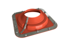 Dektite Combo Roof Pipe Flashing 175 - 330mm Red Silicone DC208REC