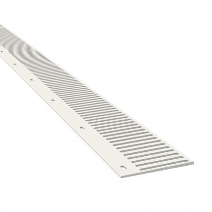 Manthorpe Low Pitch Soffit Vent White  - Pack of 10 - Mammoth Roofing