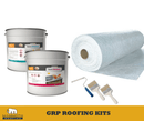 Mammoth Roofing Budget Fibreglass Roofing Kit 5m²