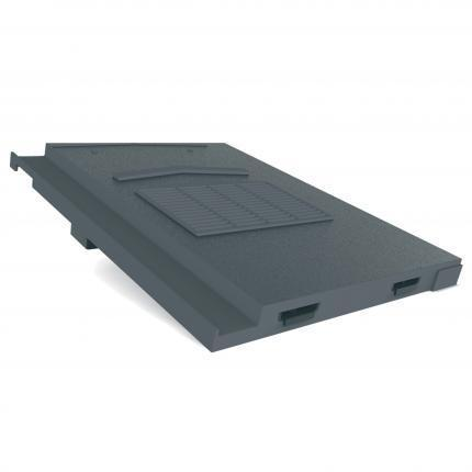 Manthorpe Non-Profile In-Line Roof Tile Vent - Grey - Mammoth Roofing