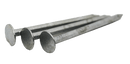 Samac Galvanised ELH Felt Nails 20mm x 3.00mm - 25kg - Mammoth Roofing