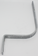 Samac Galvanised Half Round Guttering Bracket for Snowguards - 150mm - Mammoth Roofing