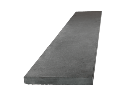 Mammoth Brazilian Graphite Natural Slate Sill 150mm x 1200mm - Mammoth Roofing