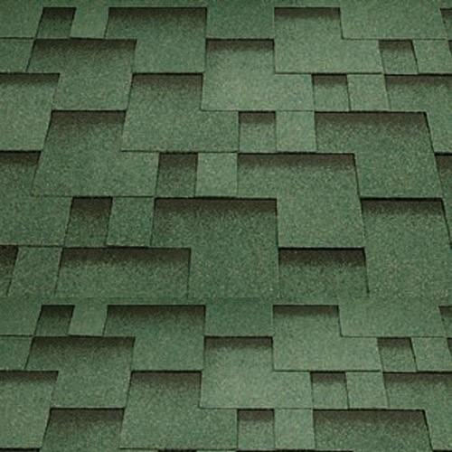 Katepal Super Rocky Bitumen Roofing Shingles (3m2) - Green - Mammoth Roofing