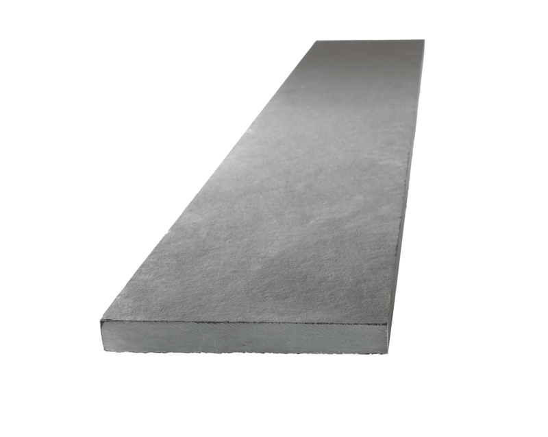 Mammoth Brazilian Grey/Green Natural Slate Sill 450mm x 1500mm - Mammoth Roofing