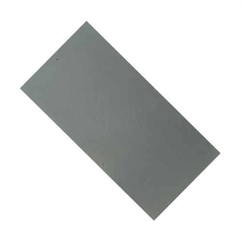 Cembrit Jutland Man-Made Fibre Cement Slate Roof Tile 600mm x 300mm - Graphite - Mammoth Roofing