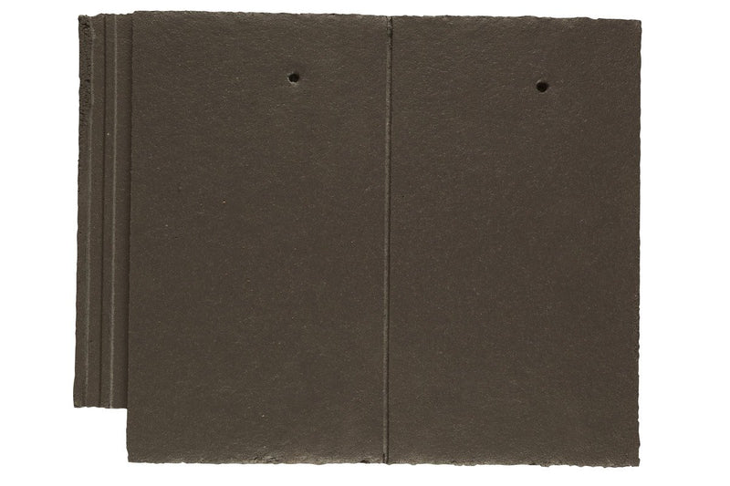 Marley Ashmore Interlocking Concrete Roof Tile - Smooth Grey - Mammoth Roofing