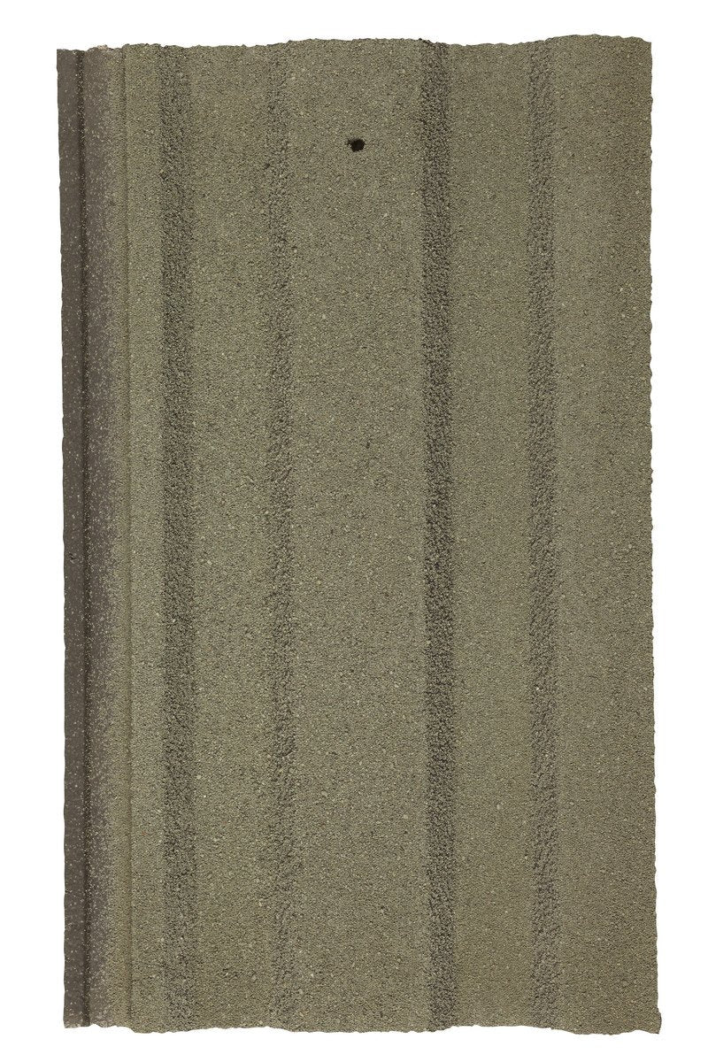 Marley Ludlow Plus Interlocking Concrete Roof Tile - Greystone - Mammoth Roofing