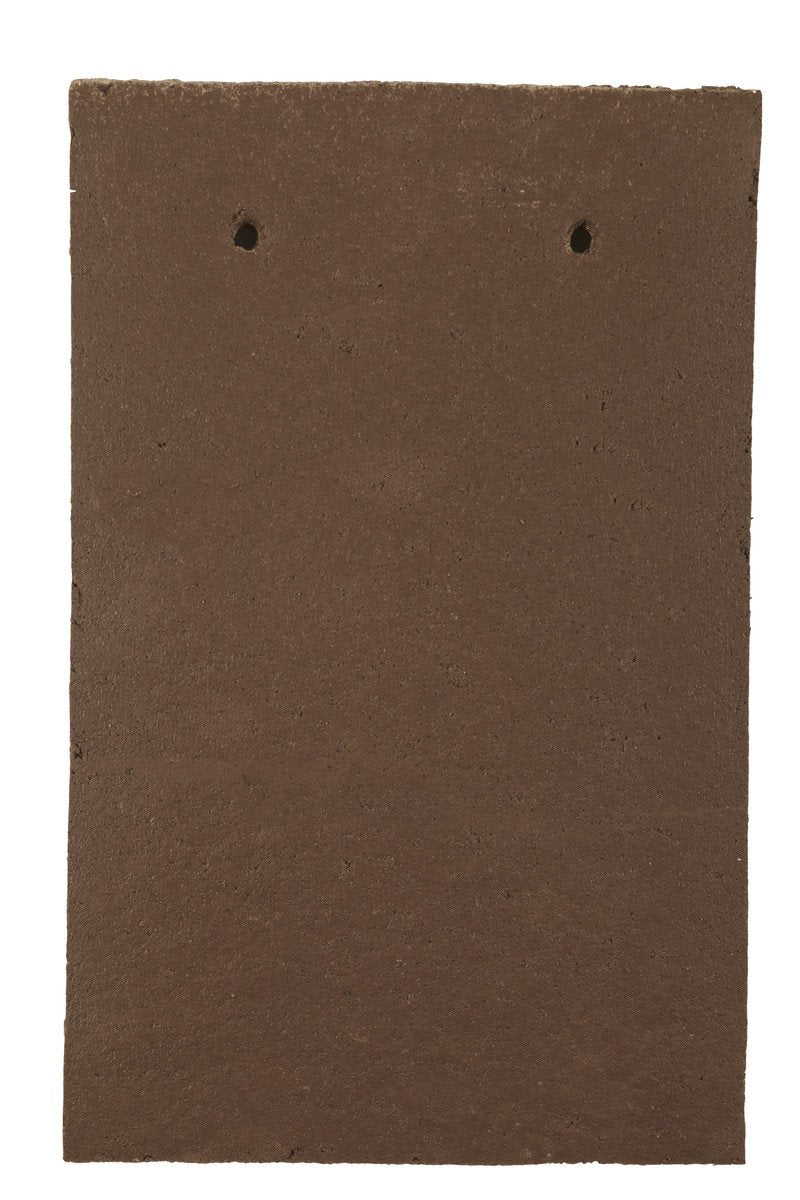 Marley Concrete Plain Roof Tile - Smooth Brown - Mammoth Roofing