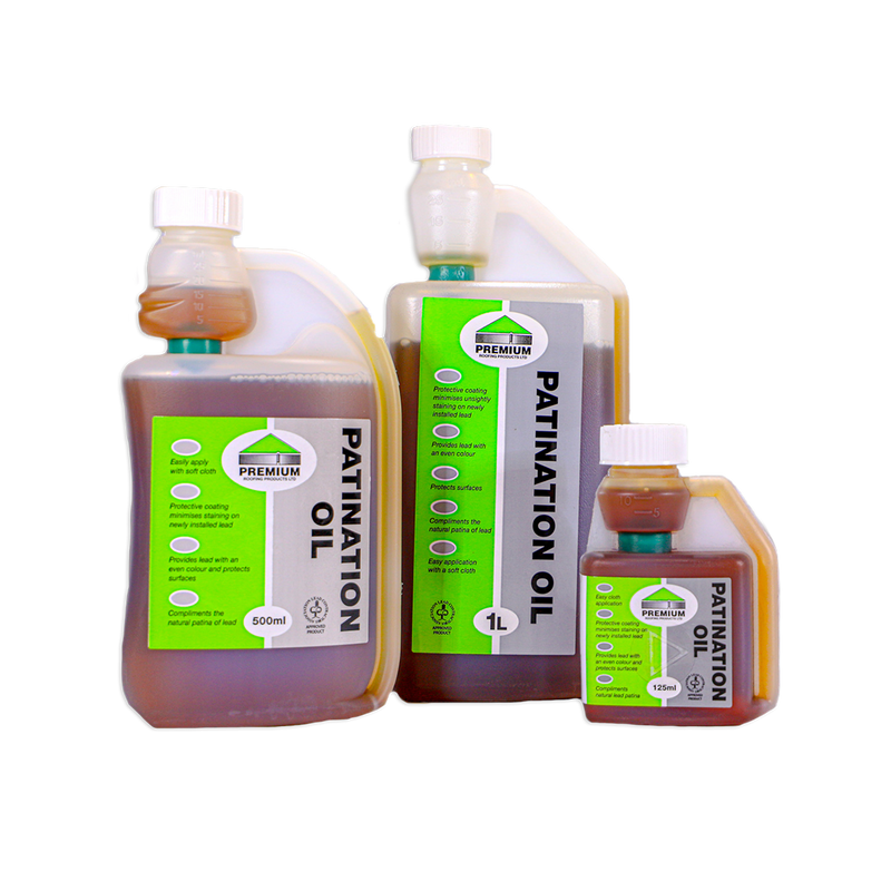 ALM Patination Oil - 500ml - Mammoth Roofing