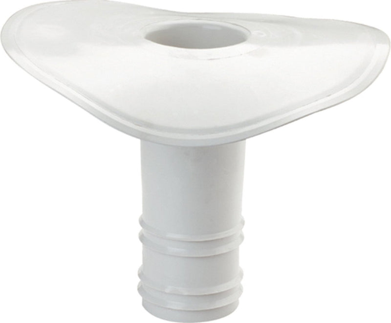 100mm PVC Roof Drain - Mammoth Roofing