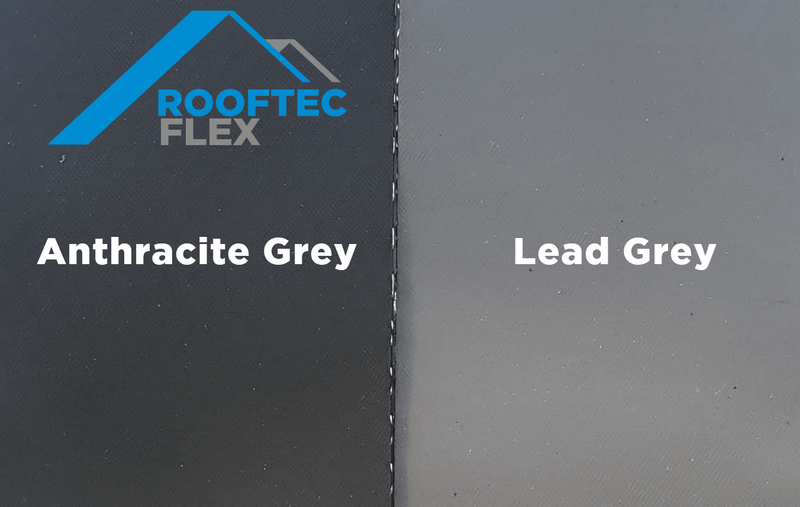 Rooftec Flex Lead Flashing Alternative 150mm x 10m Lead Grey