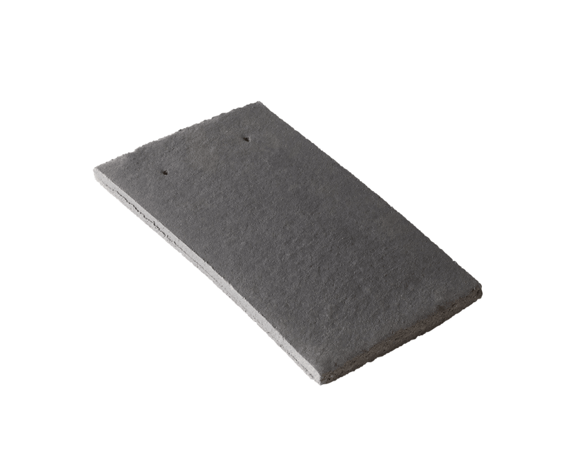 Russell Plain Concrete Roof Tile - Slate Grey - Mammoth Roofing