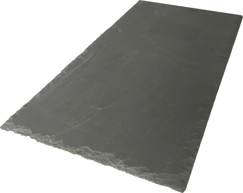 Sobrano Brazilian Grey/Green Natural Roof Slate 600mm x 300mm
