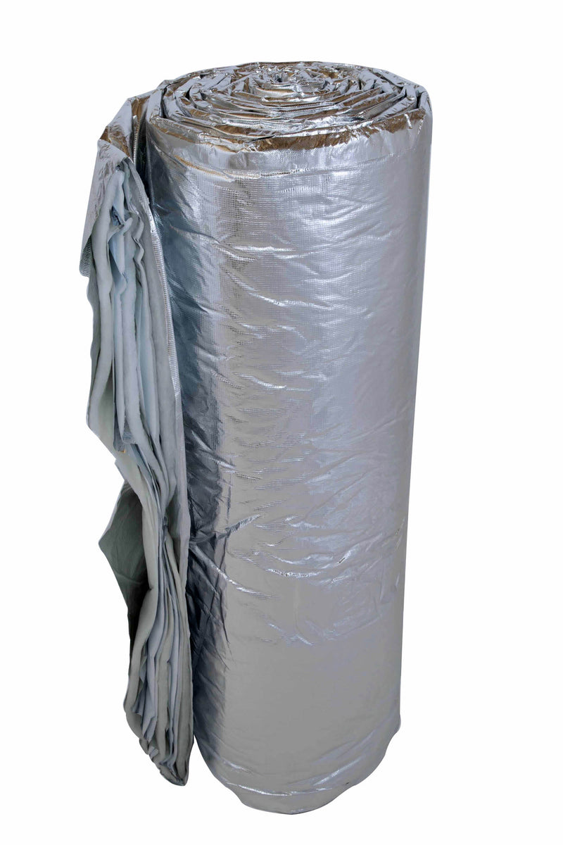 SuperFOIL SF19 FR Fire Rated Multifoil Insulation 1.5m x 10m - Mammoth Roofing