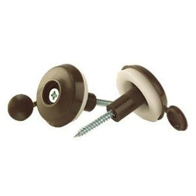 Corotherm 16mm Super Fixing Buttons - Brown - Mammoth Roofing