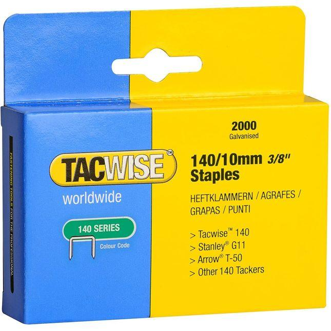 12mm Tacwise Staples per 2000