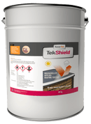 TekShield Dark Grey GRP Fibreglass Roofing Top Coat - 10kg