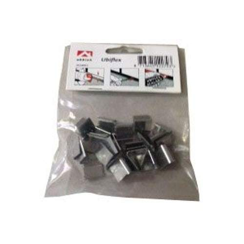 Ubiflex Flashing Fixing Clips (Bag of 25) - Mammoth Roofing