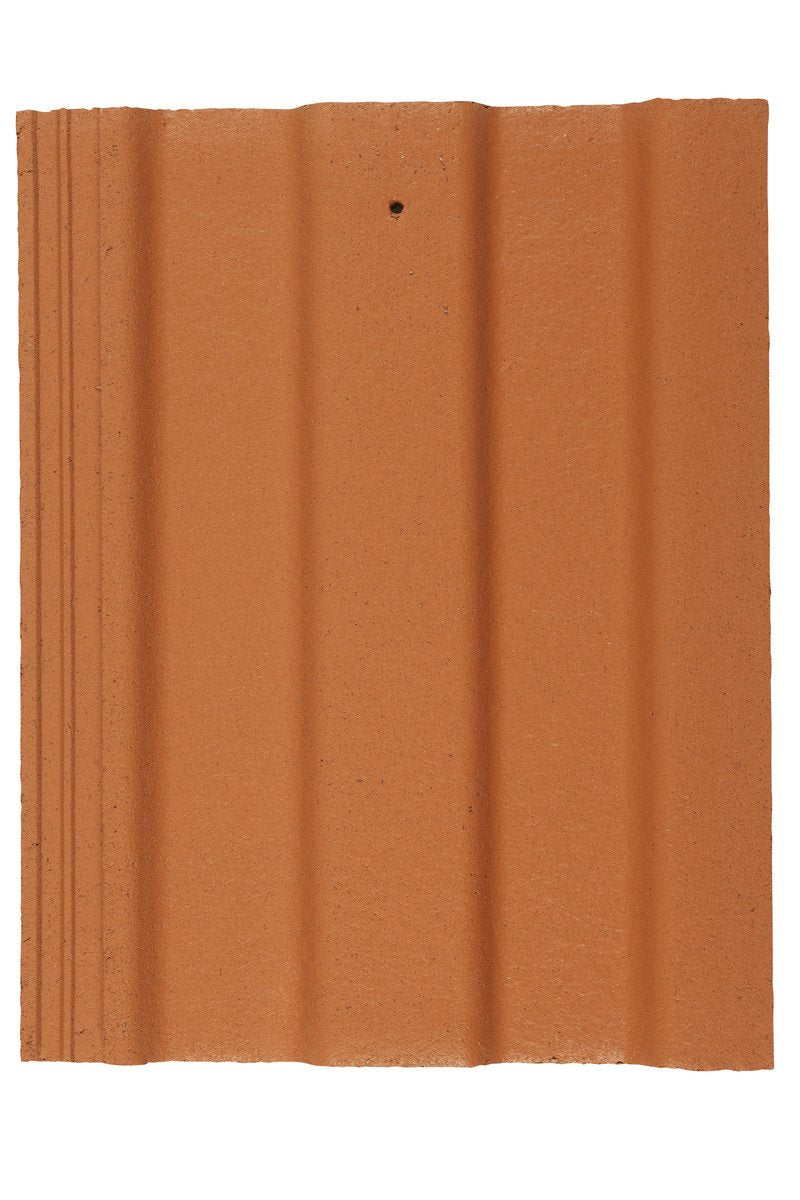 Marley Ludlow Major Interlocking Concrete Roof Tile - Mosborough Red
