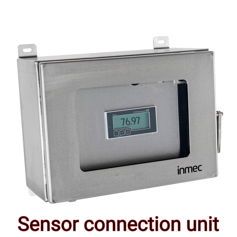 Sensor connection unit