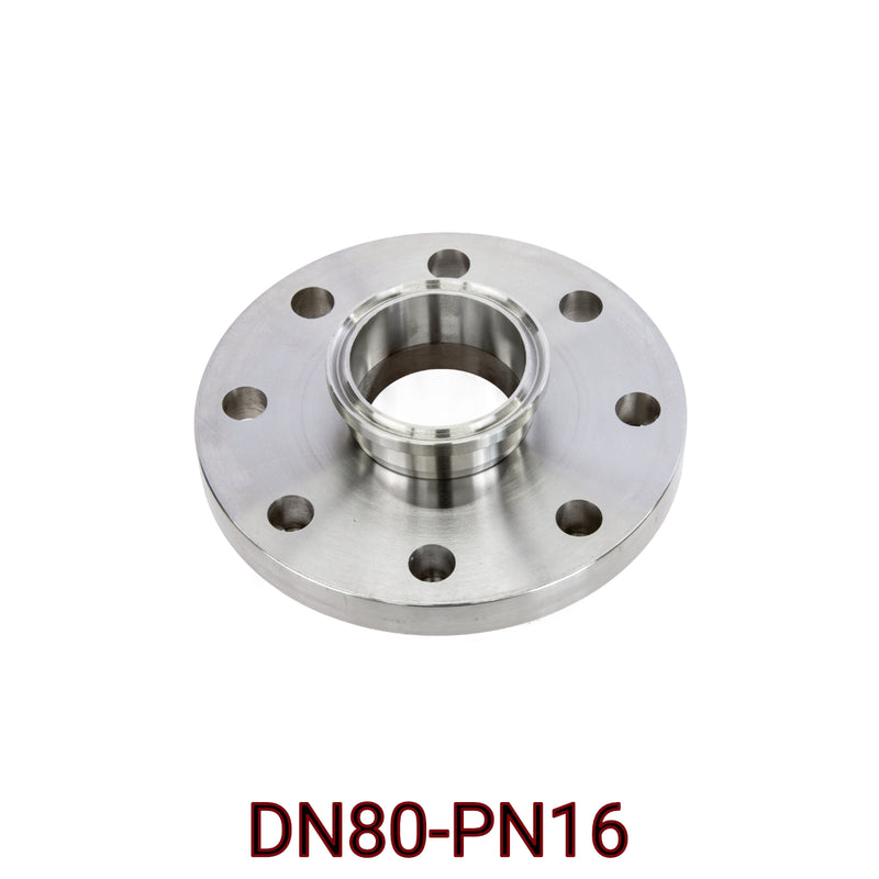 DN80-PN16 adapter
