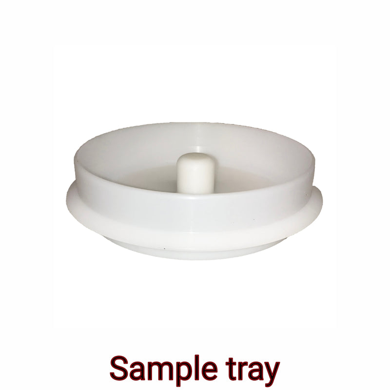Sample tray