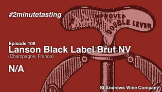 Episode 108 | Lanson Black Label Brut NV