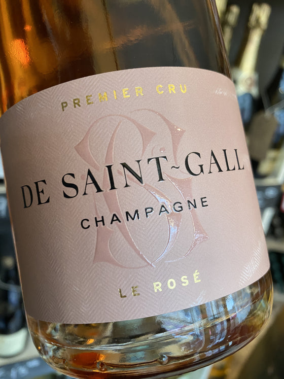 De Saint Gall Rose 1er Cru 75cl