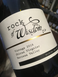 Rock of Wisdom Shiraz Viognier 2016 75cl