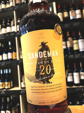 Sandeman 20 Year Old Tawny Port 75cl