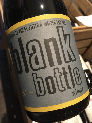 Blank Bottle The Misfit 2017 75cl