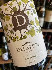 Delatite Estate Riesling 2018 75cl