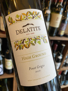 Delatite High Ground Pinot Grigio 2018 75cl