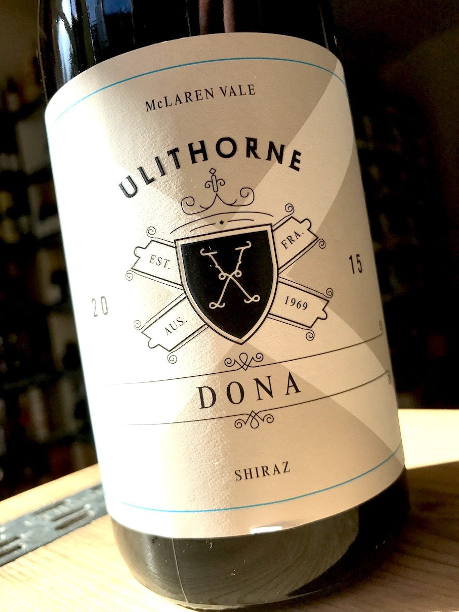 Ulithorne Dona Shiraz 2015 75cl