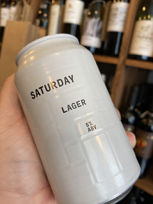 AND Union Saturday Lager 33cl