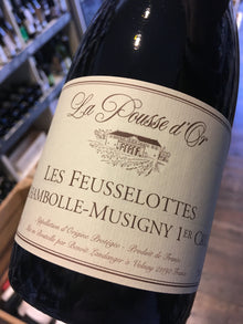 Domaine Pousse d'Or Chambolle Musigny 1er Cru Feusselottes 2014 75cl