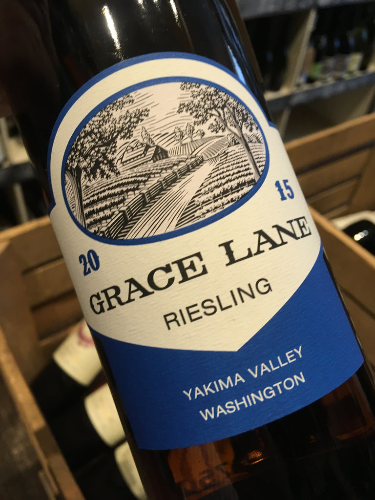 Grace Lane Riesling 2015 75cl