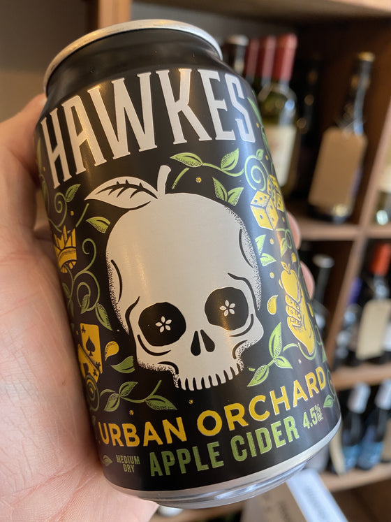 Hawkes Urban Orchard Cider 33cl