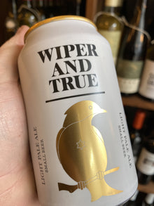 Wiper and True Small Beer 33cl