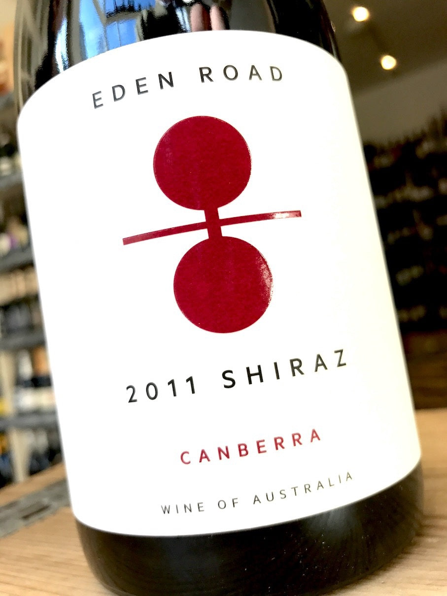 Eden Road Shiraz 2011 75cl