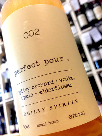 Ogilvy Spirits Perfect Pour 002: Ogilvy Orchard
