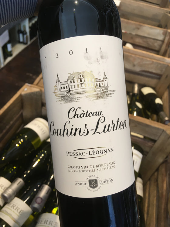 Chateau Couhins-Lurton Rouge 2011 75cl