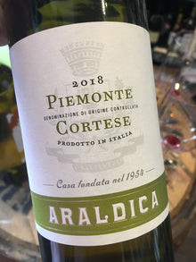 Araldica Cortese 2018 75cl