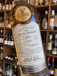 Caol Ila 2005 Connoisseurs Choice G&M 70cl