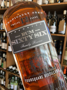 Foursquare Distillery Rum Sixty Six 12 Year Old 70cl