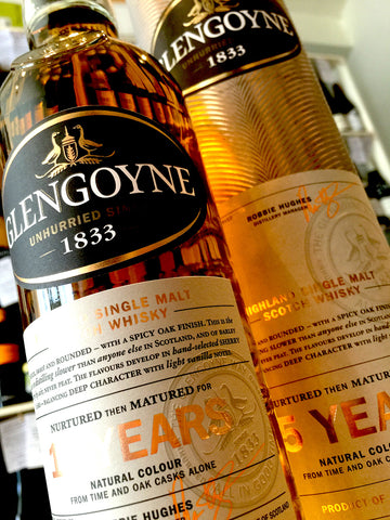 Glengoyne 15 Year Old 70cl