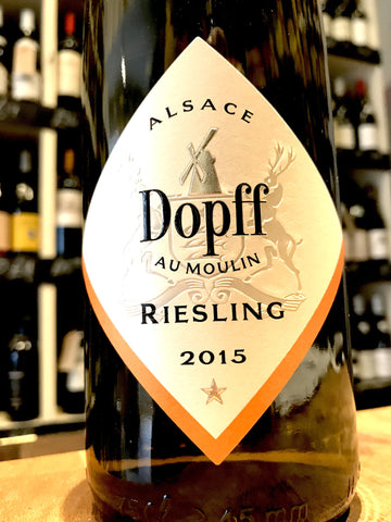 Dopff au Moulin Riesling 2015 75cl